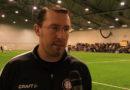 """TV: Martin Nordbladh: """"Viktigaste är att etablera vår spel"""""""