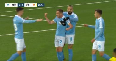 TV: Storseger för Malmö FF mot Syrianska