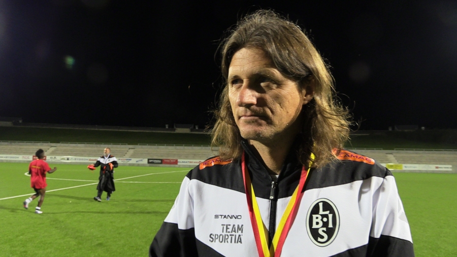 Agim Sopi tar över i Österlens FF | Fotbollshörnan